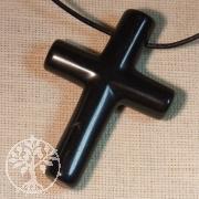 Edelsteinkreuz Onyx 40x60
