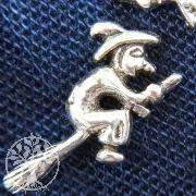 Silberohrstecker Brockenhexe Silber 925 1 Stück