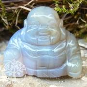 Achat Buddha Edelsteinfigur