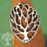 Silverring Tree of Life 925 Silver