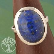 Lapislazuli Silberring Sterlingsilber Edelsteine Ring