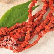 Koralle Splitterkette matt