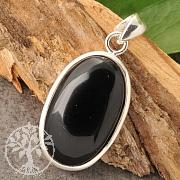 Obsidian Silver 925 Pendant