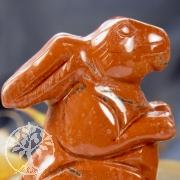 Red Jasper Rabbit big