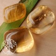 Calcit Gelb Trommelstein 250 Gramm 20-30mm