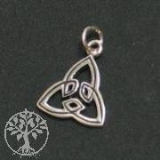 Dreifaltigkeitsknoten Keltischer klein K56 Silber 925