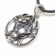 Pentagram Pendant PE7
