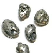 Pyrit Tumbled stones 0,7kg
