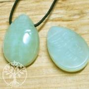 China Jade Scarabäus Anhänger / Schlüsselanhänger Steinkäfer
