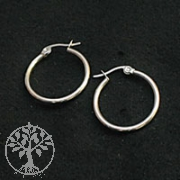 Stainless steel hoops 20mm