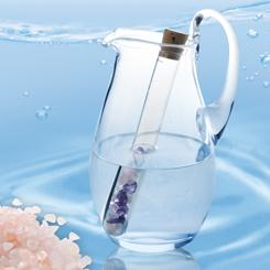 Reagenzglas im Wasserkrug